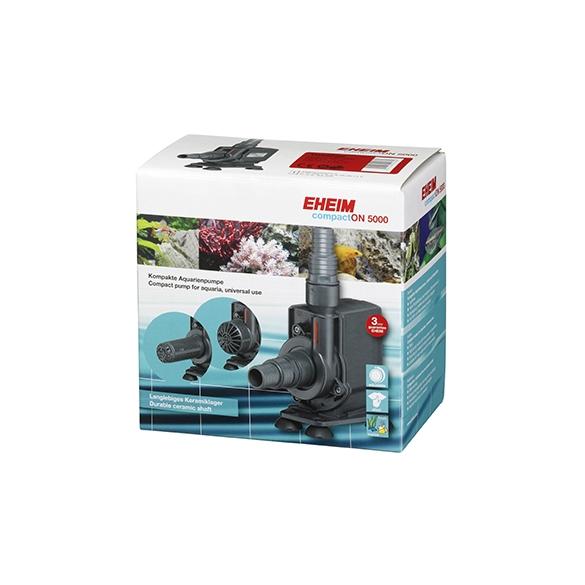 Pompa apa pentru acvariu, Eheim, Compact On 5000, 1032220