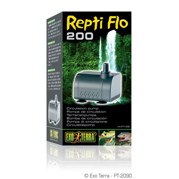 Pompa terariu, Exo Terra Repti Flo 200 PT2090