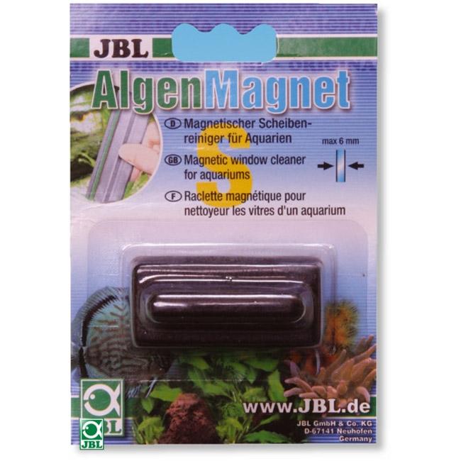 Magnet curatare sticla acvariu, JBL, Algae magnet S