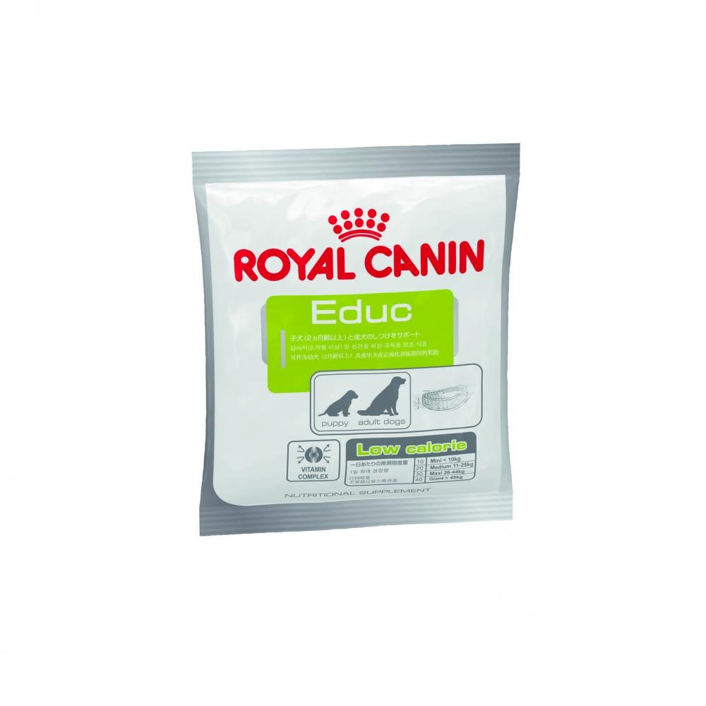 Recompense pentru caini, Royal Canin, Educ 50 g
