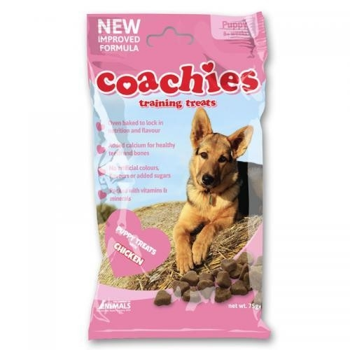 Recompense pentru caini, The Company of Animals, Coachies Puppy, 75g