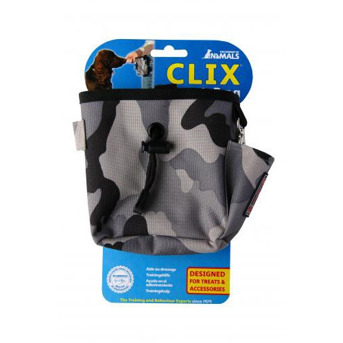 Saculet recompense caine The Company of Animals Clix Treat Camuflaj