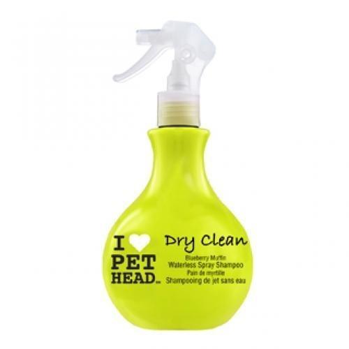 Lotiune spalare uscata caini, Pet Head Dry Clean 450 ml