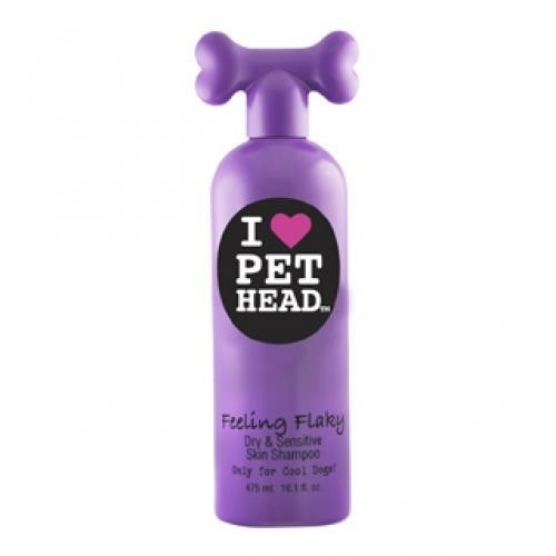 Sampon pentru caine, Pet Head Feeling Flaky, 475 ml