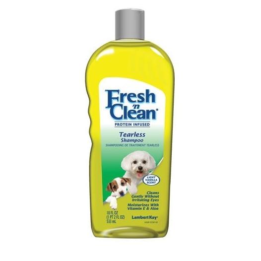 Sampon pentru caine, Lambert Kay Fresh 'n Clean Tearless Puppy