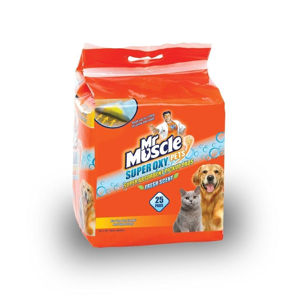 Servetele absorbante pentru caini MR Muscle, 25 BUC
