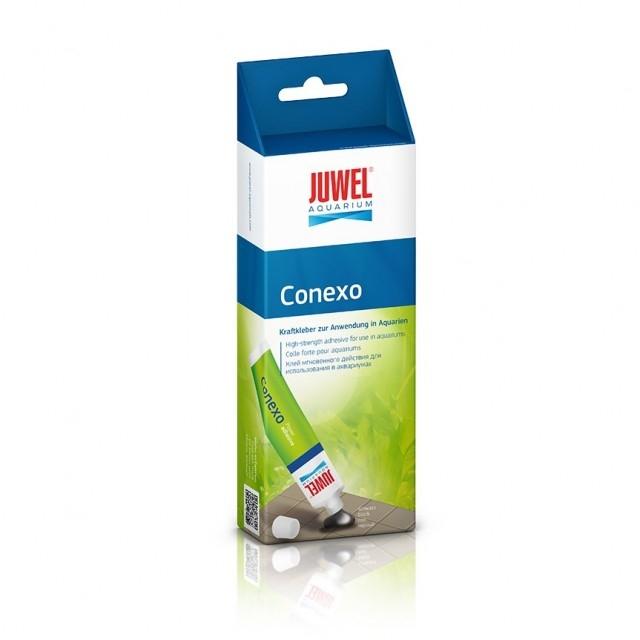 Silicon pentru acvariu, Juwel Conexo 80 ml, black
