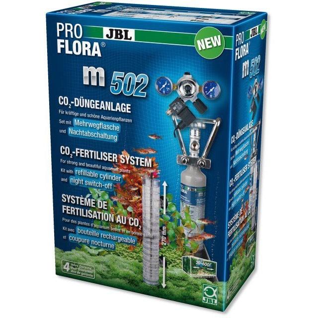 Sistem CO2 acvariu, JBL ProFlora m502/set