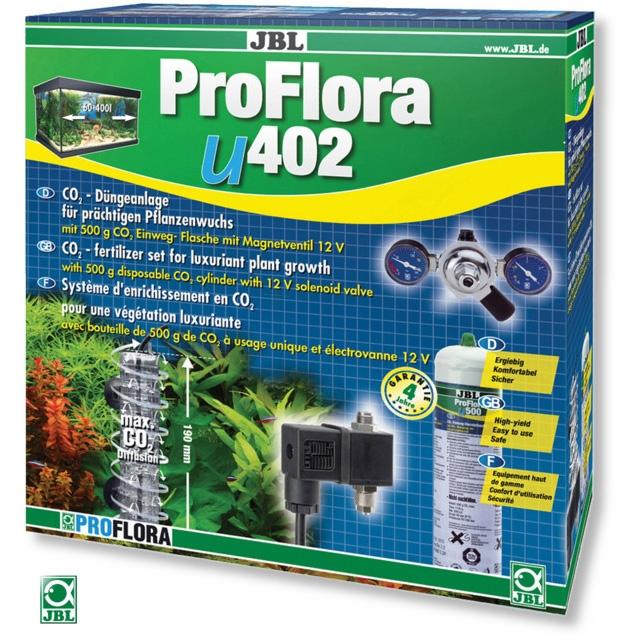 Sistem CO2 pentru acvariu JBL ProFlora u402/set
