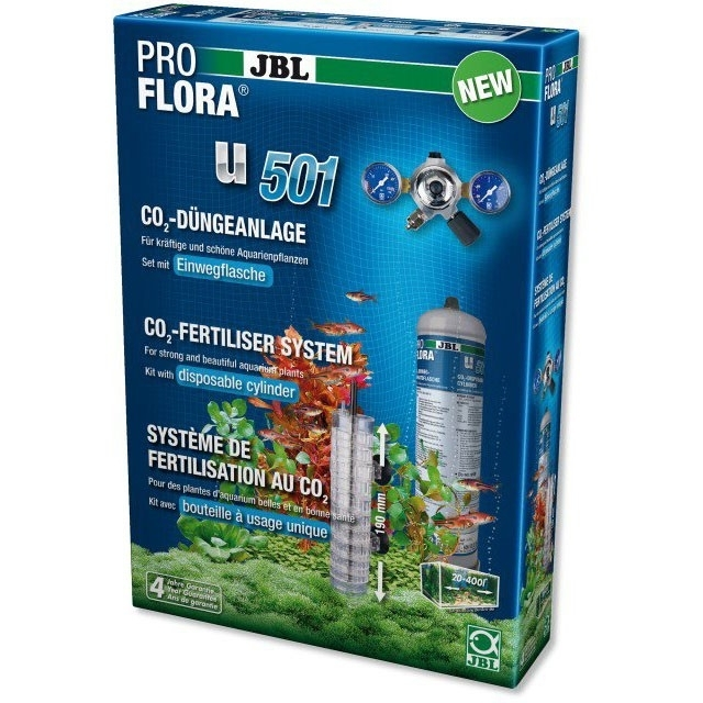 Sistem CO2, JBL ProFlora u501
