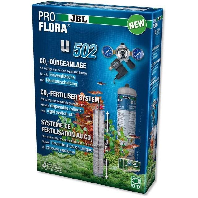 Sistem CO2, JBL ProFlora u502/include electrovalva
