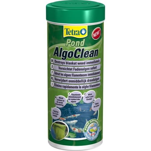 Solutie contra algelor, Tetra Pond Algoclean, 300 ml