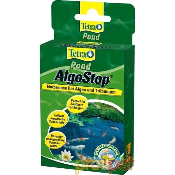 Solutie contra algelor Tetrapond Algostop 10 KP