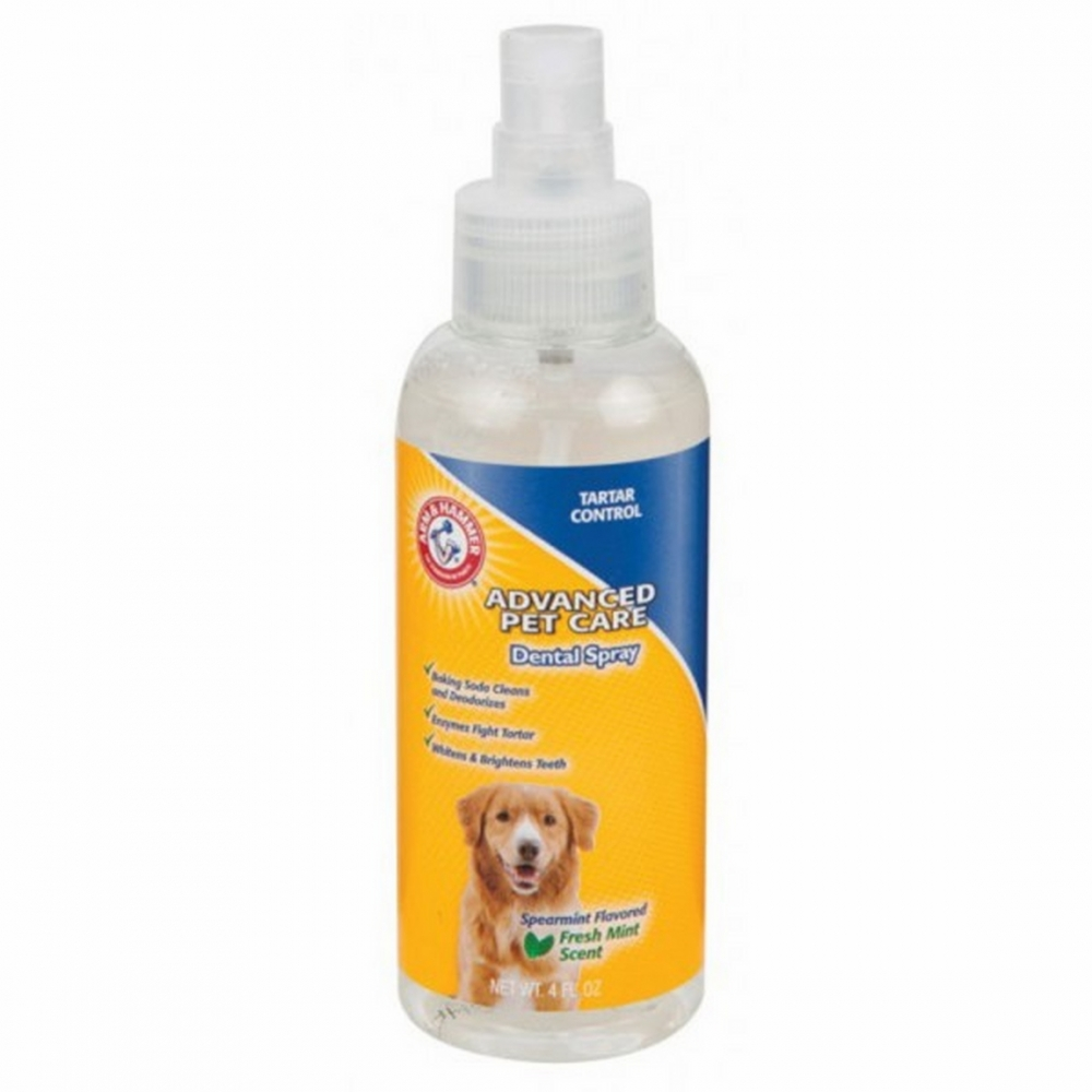 Spray dentar pentru caini Arm&Hammer, 120 ml