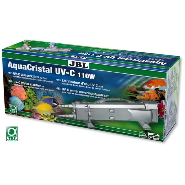 Sterilizator pentru acvariu JBL AquaCristal UV-C 110W