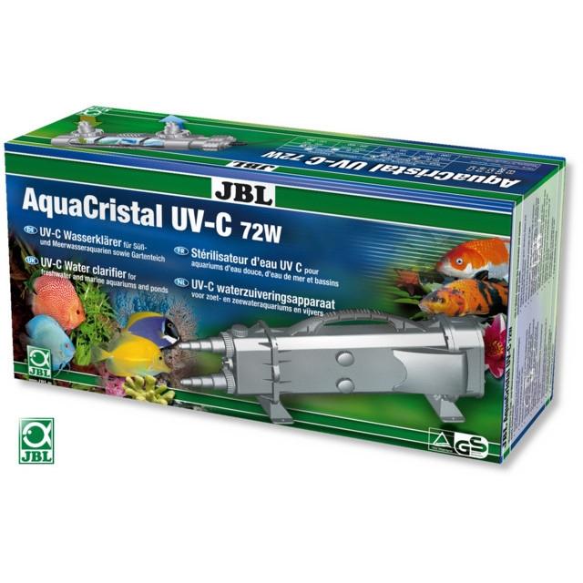 Sterilizator pentru acvariu JBL AquaCristal UV-C 72W