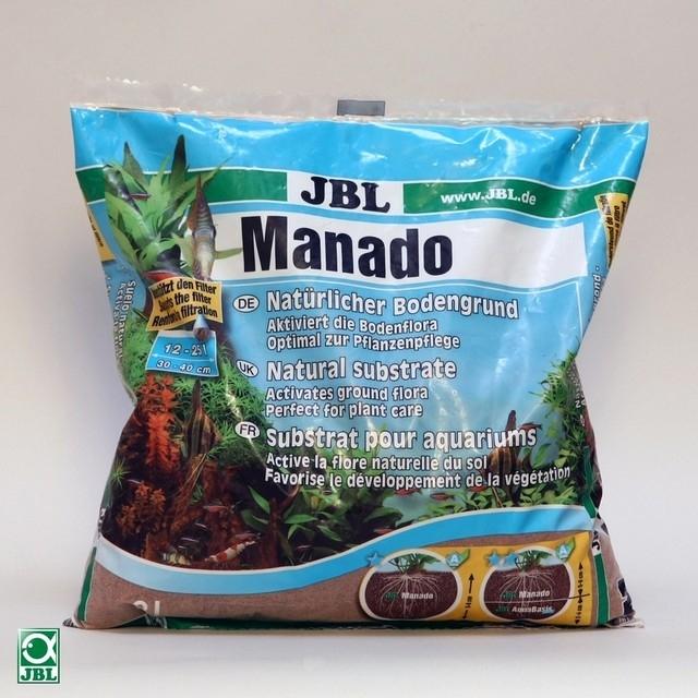 Substrat pentru acvariu, JBL Manado 3l