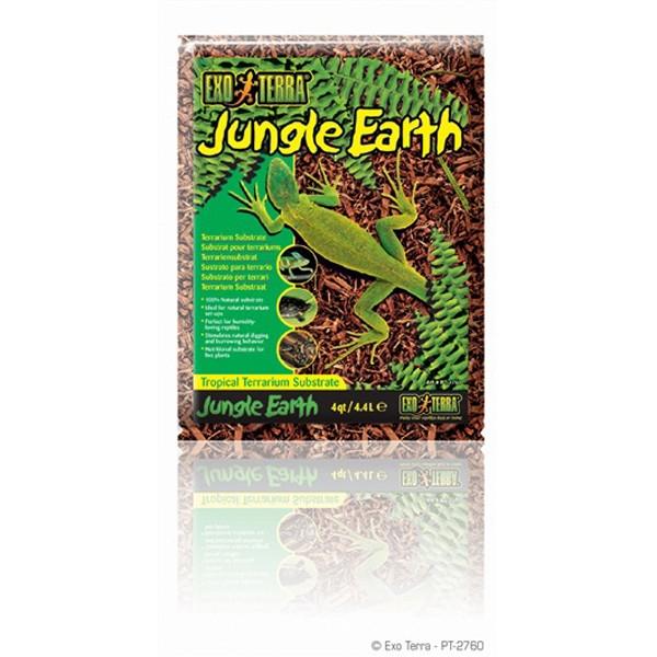 Substrat terariu Hagen Exo Terra Jungle Earth 4.4 L