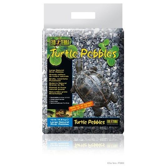 Substrat terariu Hagen Exo Terra Turtle Pebbles Large, 4.5 kg (10 lb)