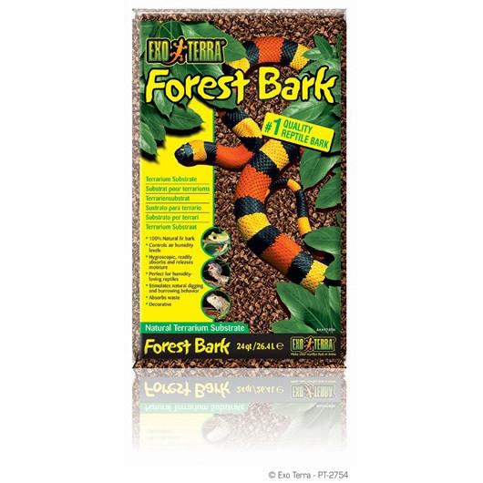Substrat terariu Hagen Forest Bark, 8,8 L