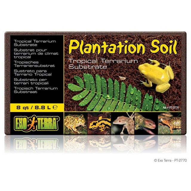 Substrat terariu Hagen Plantation Soil , 8,8 L x 1 buc