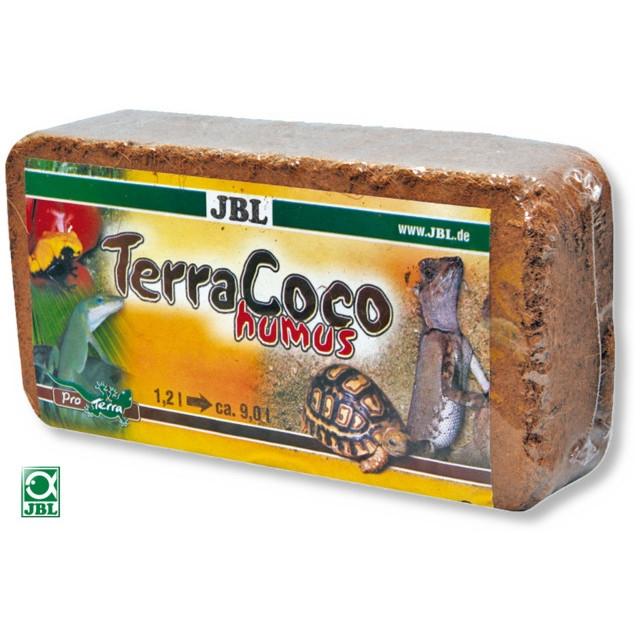 Substrat terariu JBL TerraCoco Humus 650 g