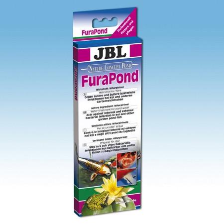 Tatrament pesti iaz JBL FuraPond (24 Tabl.)