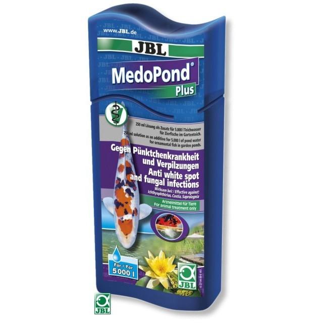 Tatrament pesti iaz, JBL, MedoPond Plus