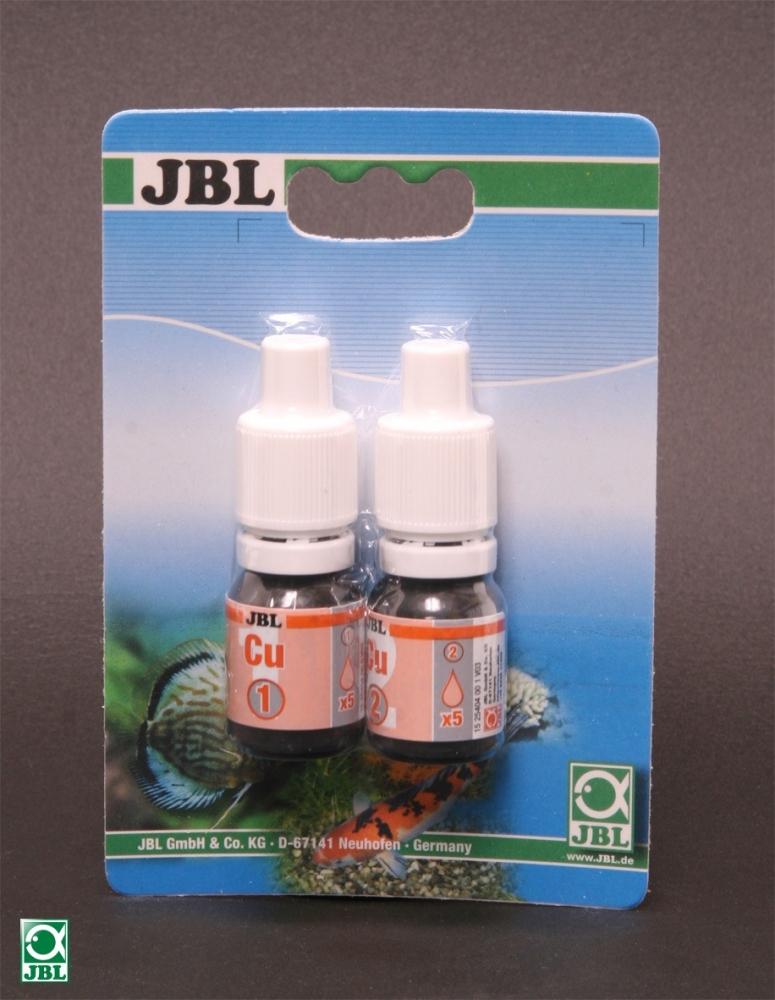 Test apa acvariu, JBL Cu Refill