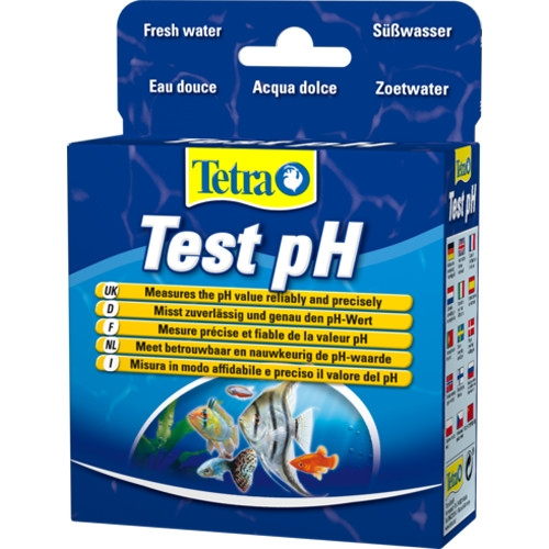 Teste apa acvariu Tetra Test pH