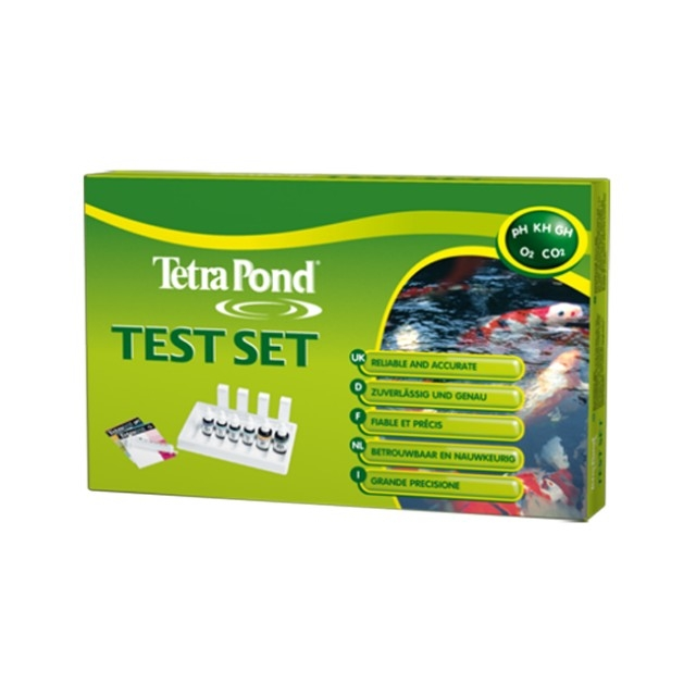 Teste apa iaz Tetra Pond Test Set