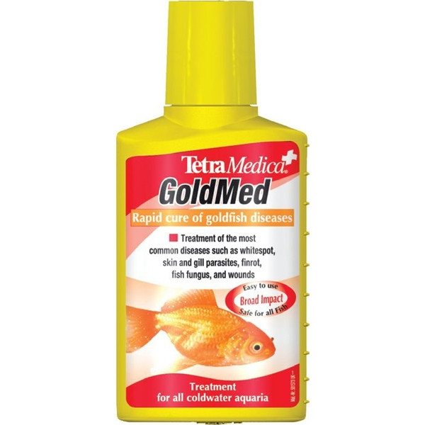 Tratament pesti Tetra Gold Med 100 ML
