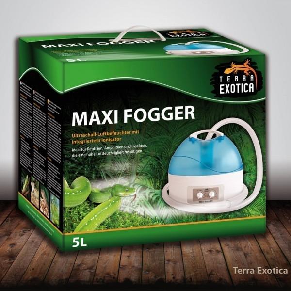 Umidificator pentru terariu Terra Exotica Maxi Fogger
