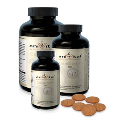 Vitamine pentru caine, AniVital Cani Derm
