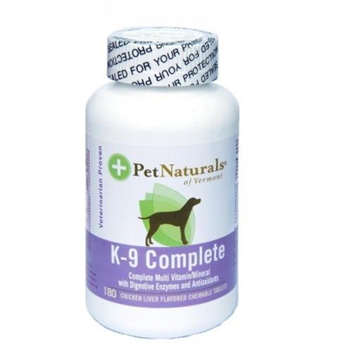Vitamine pentru caini, Pet Naturals K-9 Complete