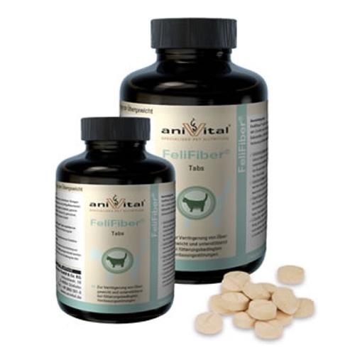 Vitamine pentru pisici AniVital Feli Fiber